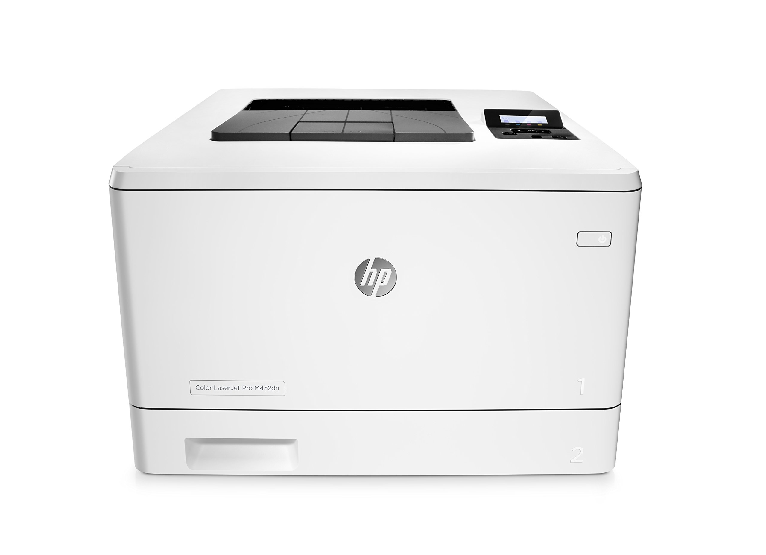 HP LaserJet Pro M452dn Color Laser Printer with Built-in Ethernet & Double-Sided Printing, Amazon Dash Replenishment ready (CF389A) by HP (Image #1)