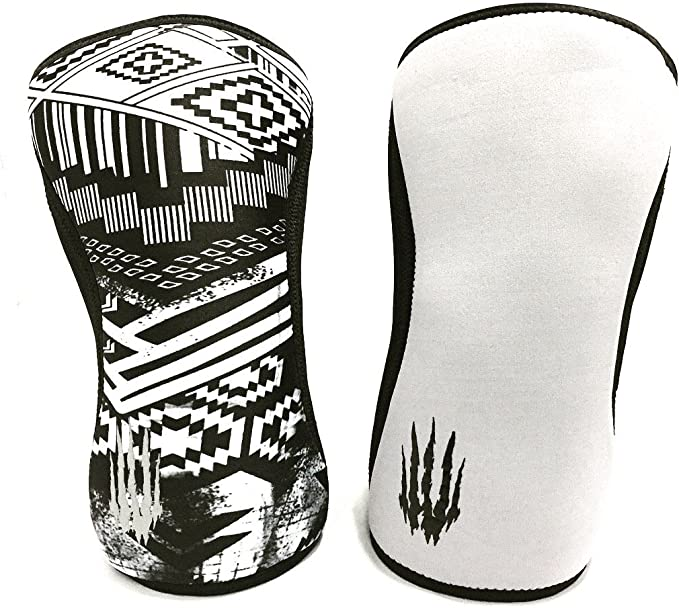 Bear KompleX Compression Knee Sleeves for weightlifting