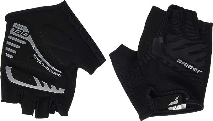 Ziener Caecilius Bike Glove Guantes para Bicicleta, Hombre: Amazon ...