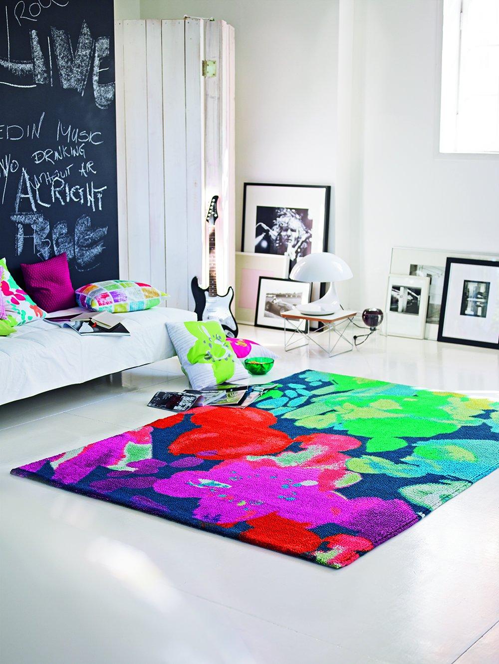 Belebender Esprit Marken Teppich Hochwertig Im Zeitlosen Design