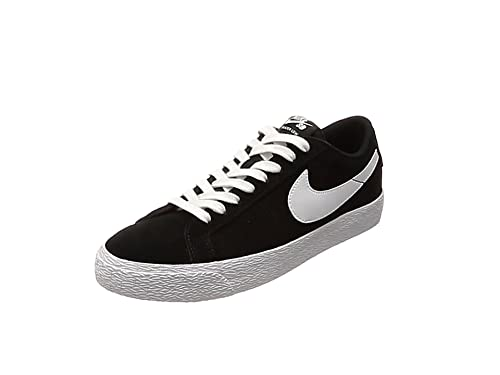 8c296c9711a Nike Men s Sb Zoom Blazer Low Skateboarding Shoes  Amazon.co.uk ...