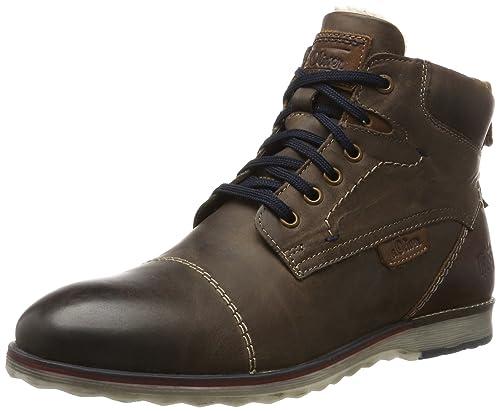 s Homme Sacs et Bottes Chaussures Rangers Oliver 16211 TwOCqZ