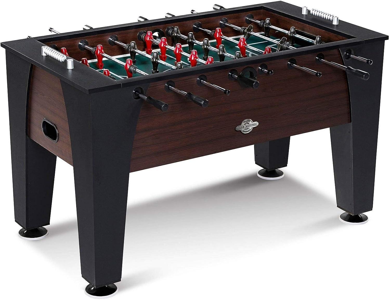 Lancaster 54 inch futbolín fútbol sala de juegos competencia deportes Arcade Table: Amazon.es: Deportes y aire libre
