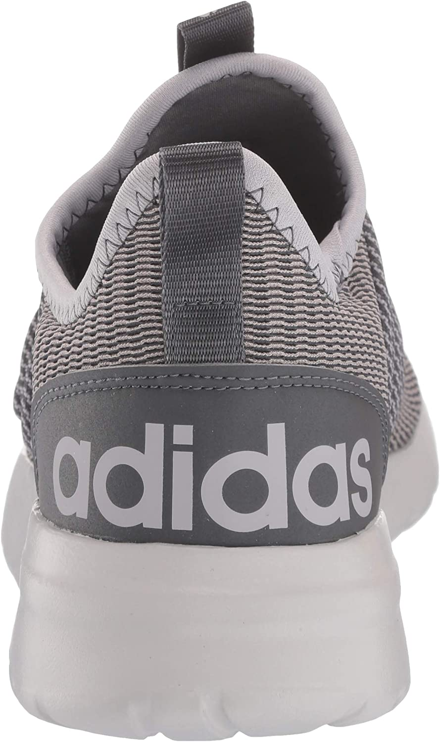 adidas Men's Lite Racer Adapt Running Shoe Grey Six/ Grey Six/ Light Granite