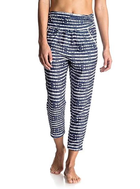 4ea2a170bd26 Roxy Ultra Violet Printed - Pantalones De Playa para Mujer ERJNP03093