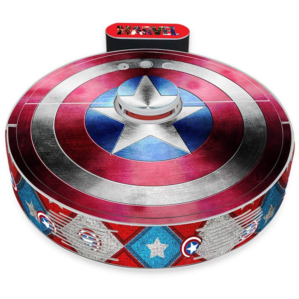 Pegatina Vinilo Roborock S50 Capitán América