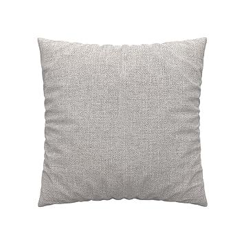 Soferia - IKEA Funda para cojín 60x60, Naturel Beige: Amazon ...