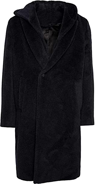 san francisco e0e8c b3c8c Emporio Armani Cappotto: Amazon.it: Abbigliamento