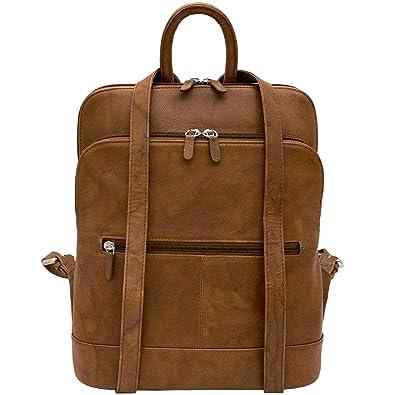 1c606bda7829 ili New York 6505 Leather Backpack