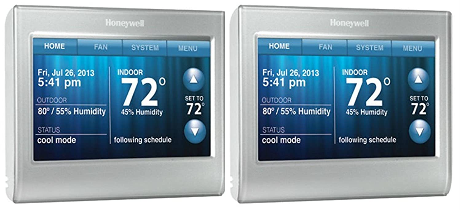 Honeywell TH9320WF5003 Wi-Fi Touch Screen Programmable ...