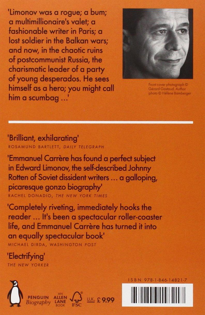 Limonov (penguin Modern Classics): Amazon: Emmanuel Carr�re, John  Lambert: 9781846148217: Books