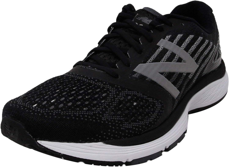 New Balance W860bp7 para mujer, Negro (Negro), 41 EU: Amazon.es: Zapatos y complementos