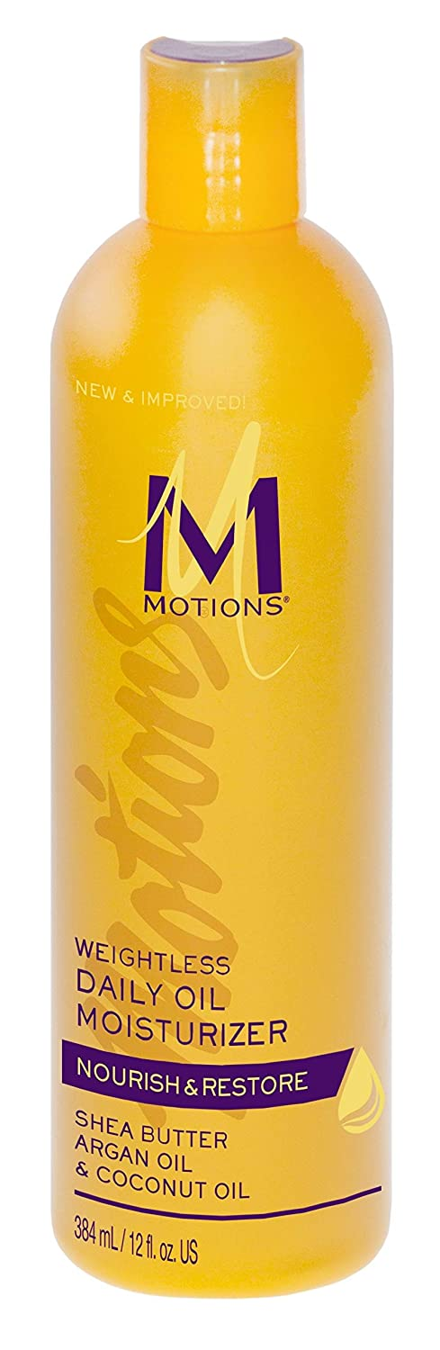 Motions Weightless Daily Oil Moisturizer, 12 Ounce (Pack of 2)