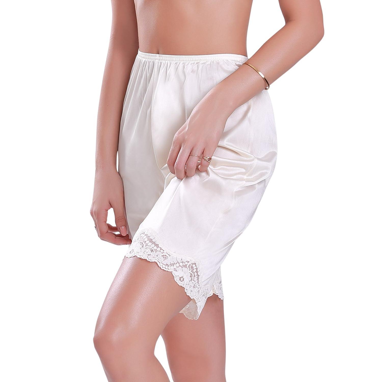 1920s Style Lingerie Womens Slip Shorts $11.99 AT vintagedancer.com