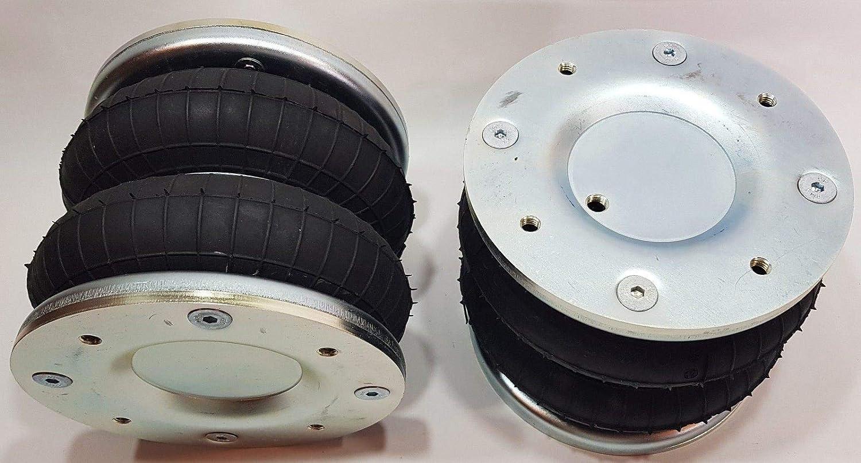 70c 4000 kg 75c 65c 1999-2018 Kit di sospensione ad aria con compressore per IVEC-O Daily 60c