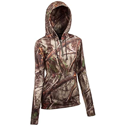 2d2a9db815bd2 Amazon.com   Huntworth Ladies Mid Weight Performance Fleece Hunting ...