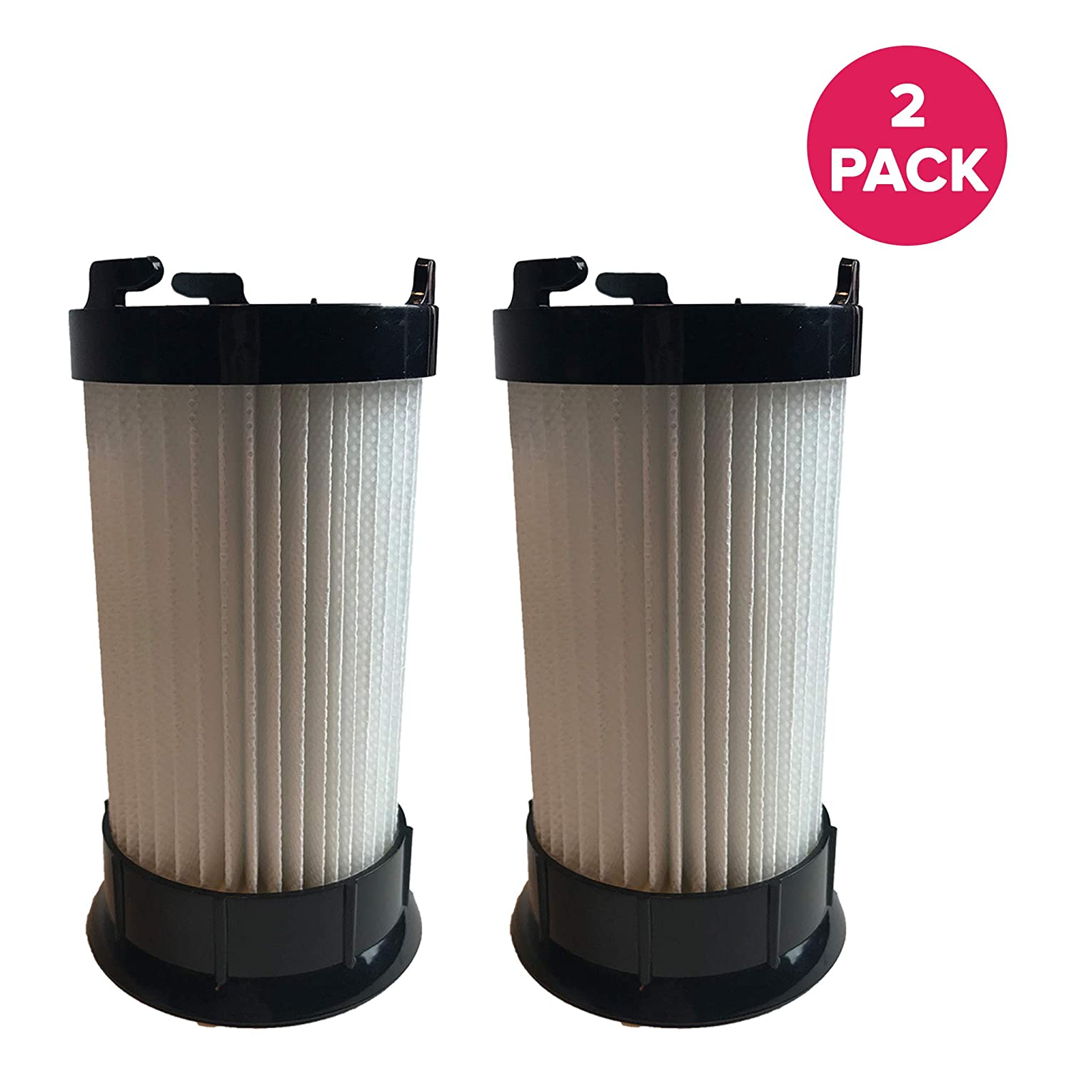Think Crucial 2 Replacement for Eureka DCF-1, DCF-4 & DCF-18 Filter Fits 4700 & 5500 Series, Compatible With Part # 62132, 63073, 61770, 3690 & 28608-1