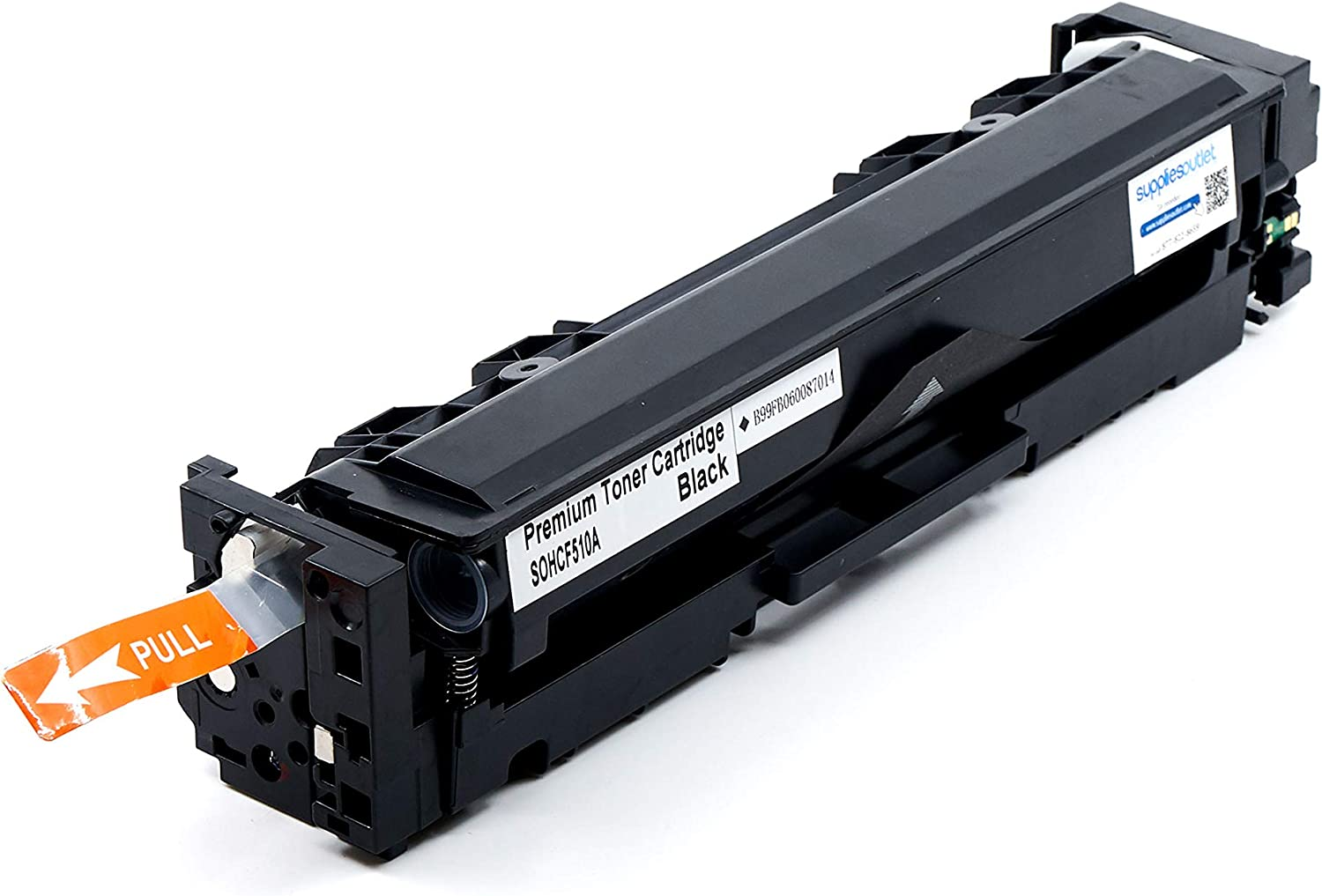 CF510A SuppliesOutlet Compatible Toner Cartridge Replacement for HP 204A Black,1 Pack