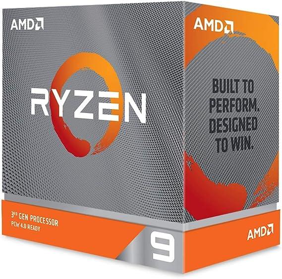 Amazon Com Amd Ryzen 9 3900xt 12 Core 24 Threads Unlocked Desktop Processor Without Cooler Computers Accessories