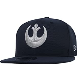 reputable site 90a7e f2326 Star Wars Rebel Symbol Navy 9Fifty Cap