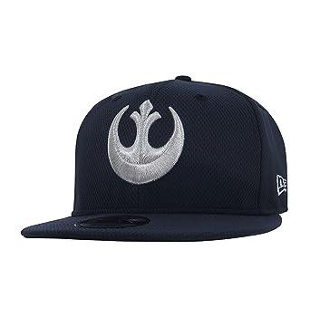 edc82f9ce439f Star Wars Rebel Symbol Navy 9Fifty Cap at Amazon Men s Clothing ...