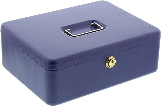 Burg-Wächter Universa-CKS 300 Caja de Caudales Diseño Alto, Azul ...