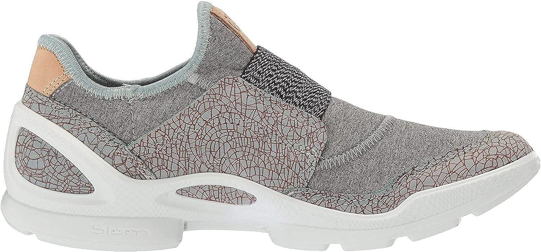 ECCO Women's Biom Street Low-Top Sneakers Ice Flower Wild Dove 51357