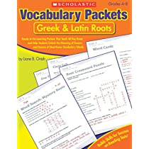 Amazoncom Red Hot Root Words Book 1 Mastering Vocabulary With