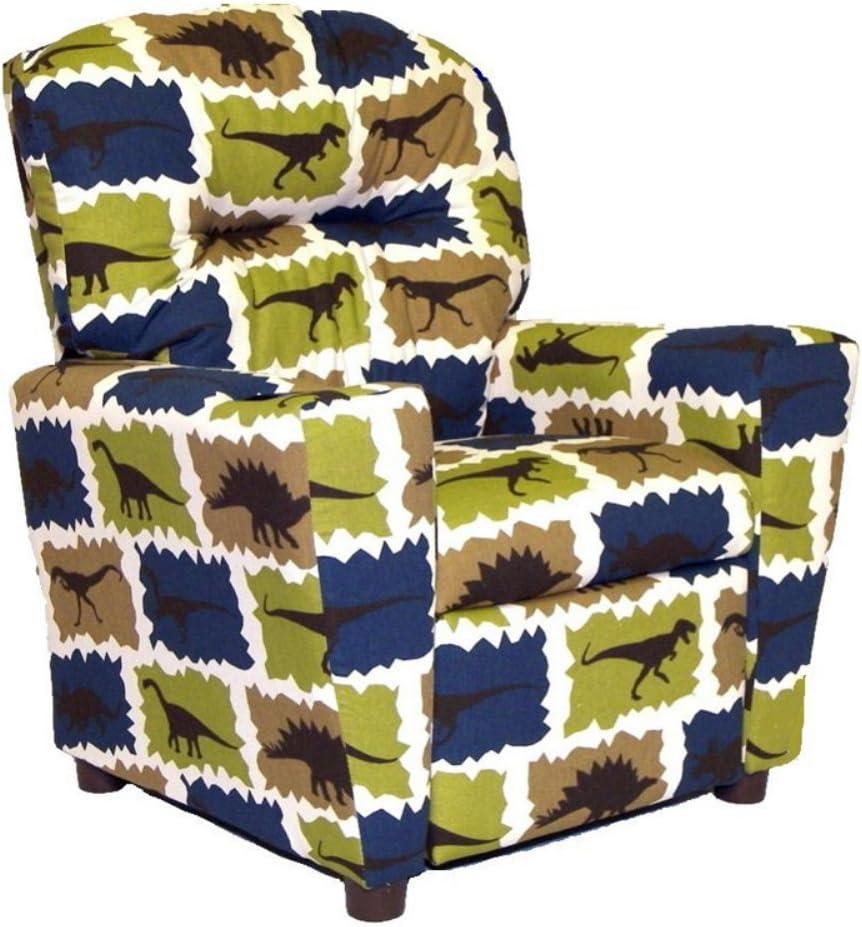 Brazil Furniture Cup Holder Recliner for Kids