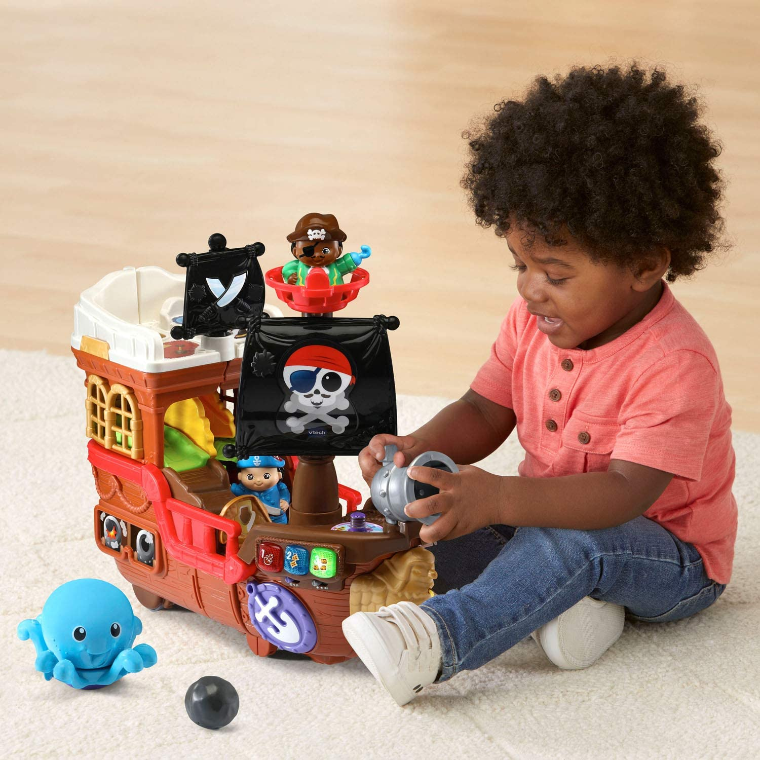 VTech Treasure Seekers Pirate Ship
