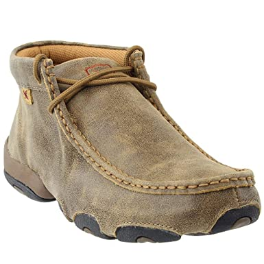 c6ef31432d4 Amazon.com  Twisted X Boots Women s WDM0016 Driving Moc  Shoes