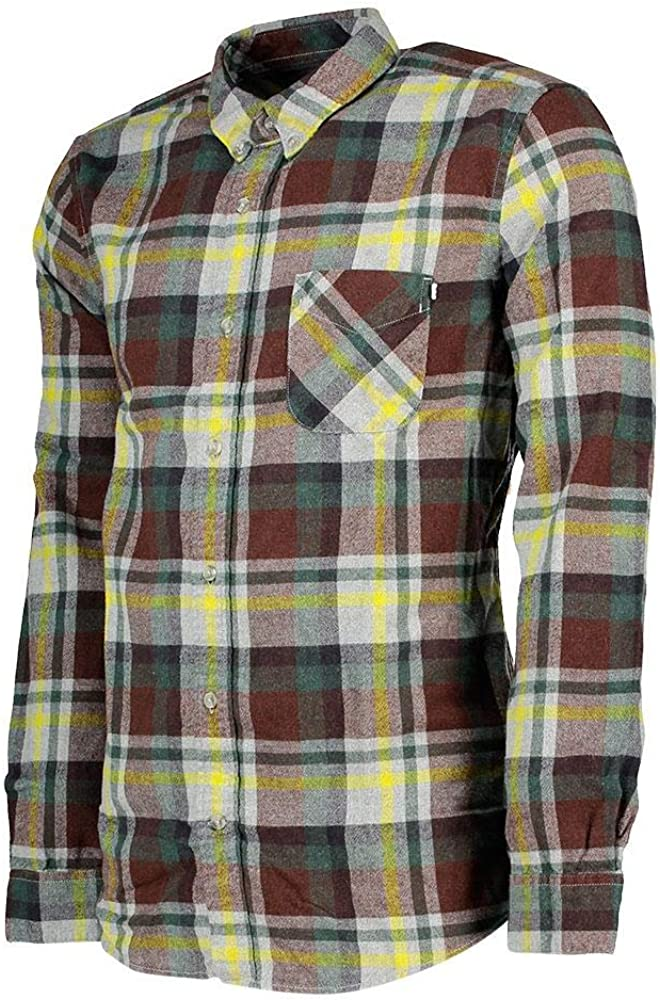 Timberland L/s Shephards River Wool Cotton Flannel S: Amazon.es: Ropa y accesorios