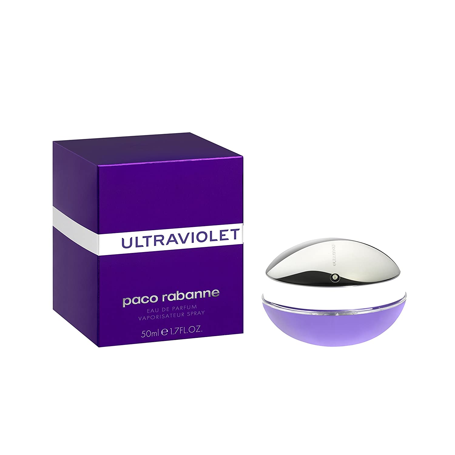 Perfume Ultraviolet: description of the fragrance, reviews. Perfumery Paco Rabanne Ultraviolet water 83