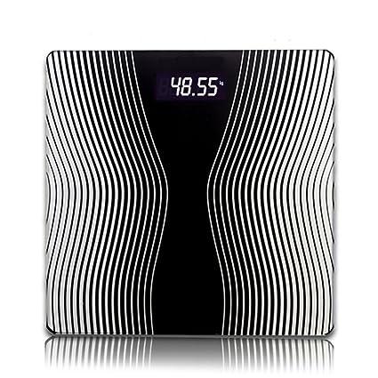 Scales Báscula De Pesaje Electrónica Báscula De Pesaje Doméstica para Adultos Bajar De Peso (Color