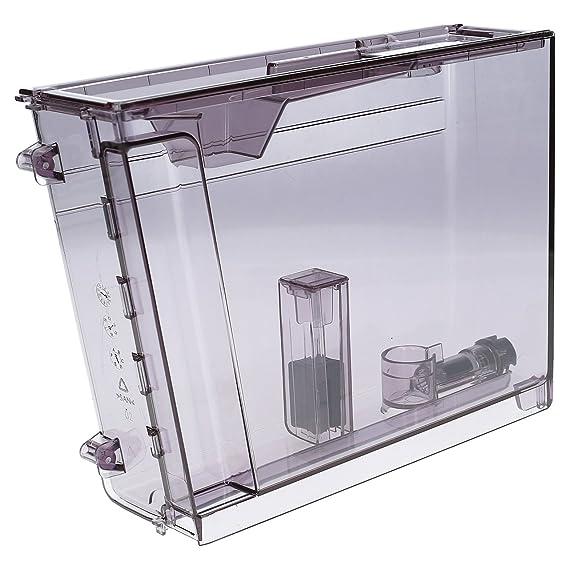 Dep/ósito de agua con tapa para cafeteras Eletta Top ECAM45 y ECAM44 DeLonghi