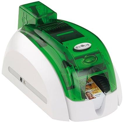 Evolis Pebble 4 Impresora de Tarjeta plástica 300 x 300 dpi ...