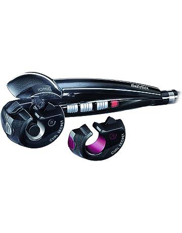 BaByliss Curl Secret 2 C1300E Rizador de pelo automático con 2 cabezales, 100% automático