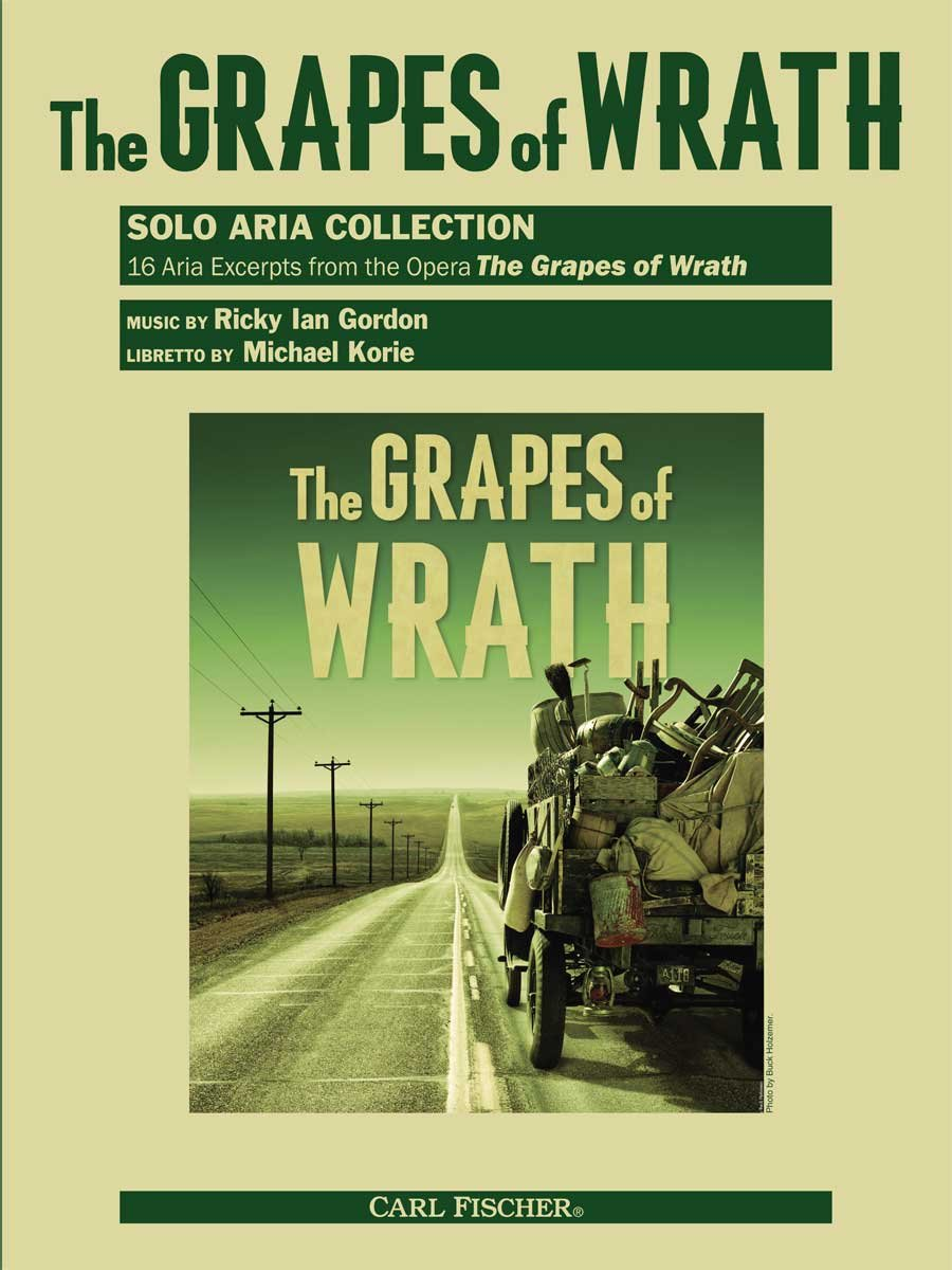 VF19 - The Grapes of Wrath Solo Aria Collection - 16 Aria Excerpts from the Opera The Grapes of Wrath pdf epub