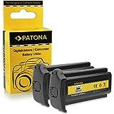 2x Batería NP-E3 para Canon EOS-1D | EOS-1D Mark ll | EOS-1D Mark ll N | EOS-1Ds | EOS-1Ds Mark ll