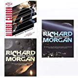 richard morgan gollancz s.f. series 3 books collection set - (altered carbon,broken angels: netflix altered carbon book 2,woken furies: netflix altered carbon book 3)