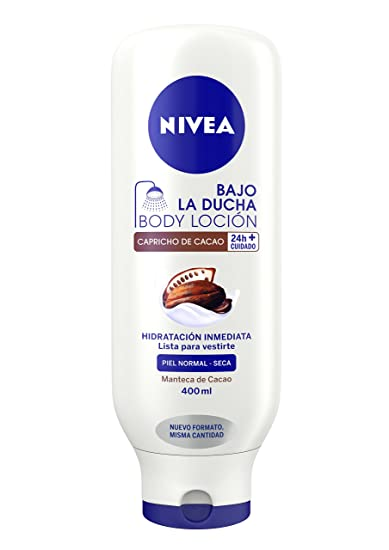 Nivea In Shower Cocoa Butter 400ml