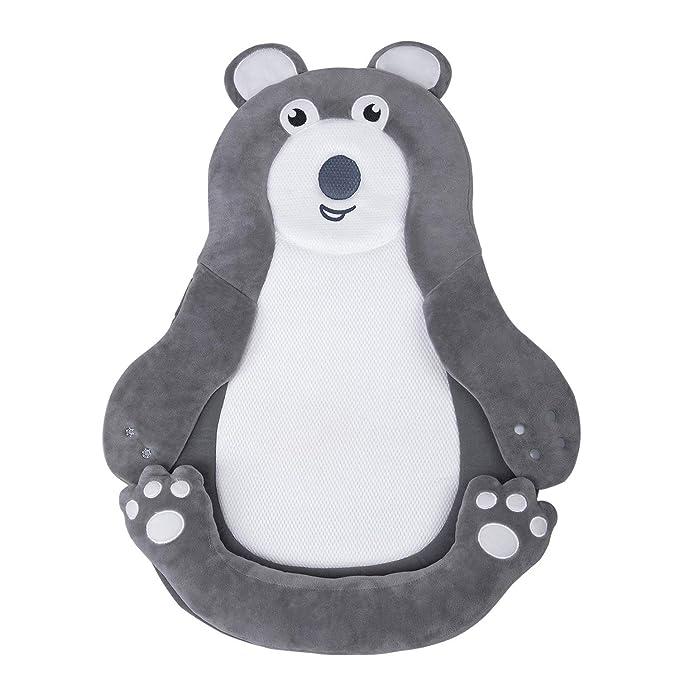 NoneBrand Baby Koala bunte flache Oberseite atmungsaktiv Fischerhut Reise Fischerhut Unisex Strand Sonnenhut