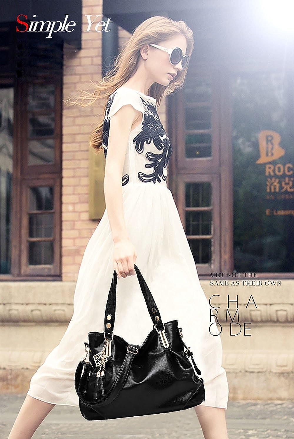 Zonlin Damen Damen Damen Handtasche Portable Umhängetasche, Casual Messenger Bags für Frauen B07C72291M Umhngetaschen Elegantes Aussehen c3b0d0