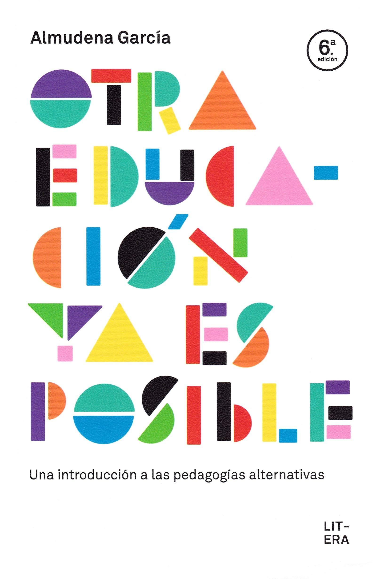 Libro Otra educación ya es posible de Almudena García
