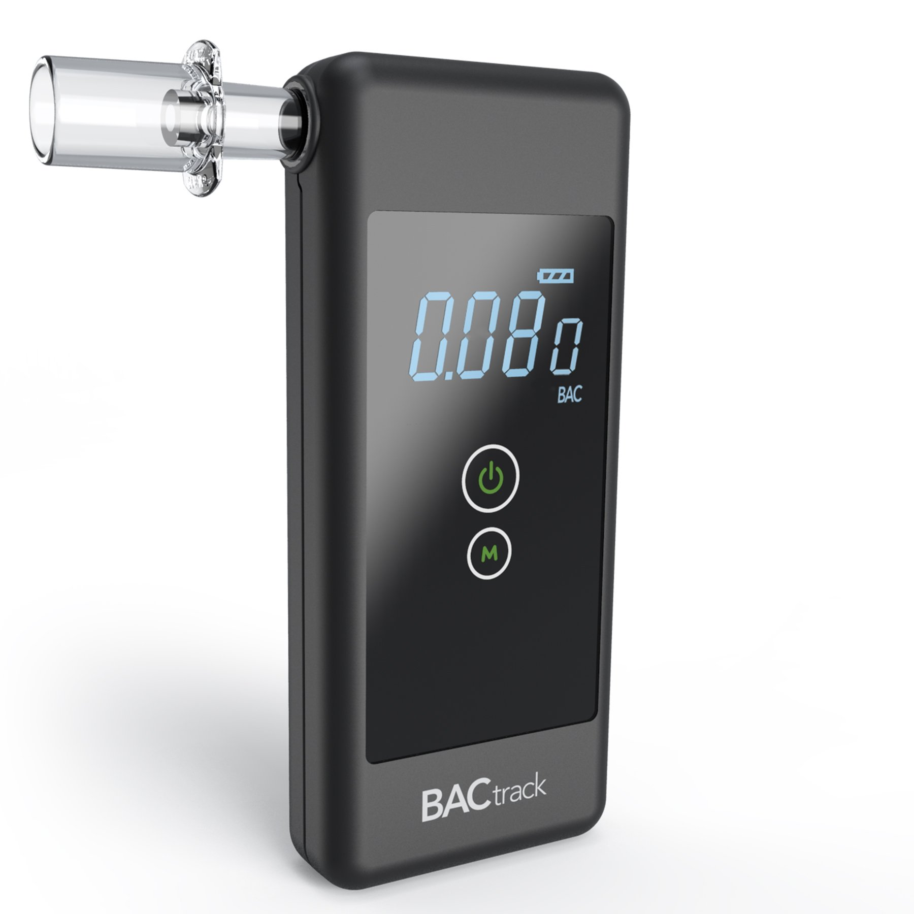 BACtrack Trace Breathalyzer | For Personal & Professional Use | Police-Grade Accuracy