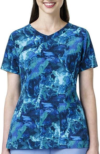 Carhartt Mujer C12214A Camisa quirúrgica: Amazon.es: Ropa y accesorios