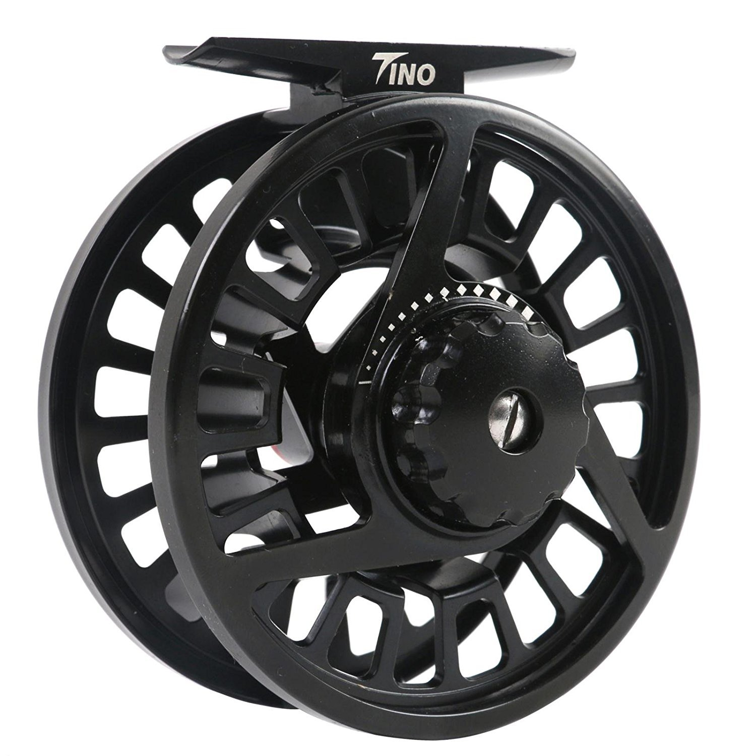 M MAXIMUMCATCH Tino Fly Fishing Reel, Large Arbor Trout Fly Reel 5 6,7 8 Weight