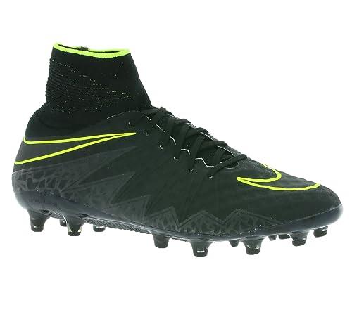 separation shoes 5ea14 fe927 Nike Hypervenom Phantom II AG-Pro, Botas de fútbol para Hombre  Amazon.es   Zapatos y complementos