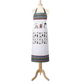 Cozy Cats Apron by Ulster Weavers