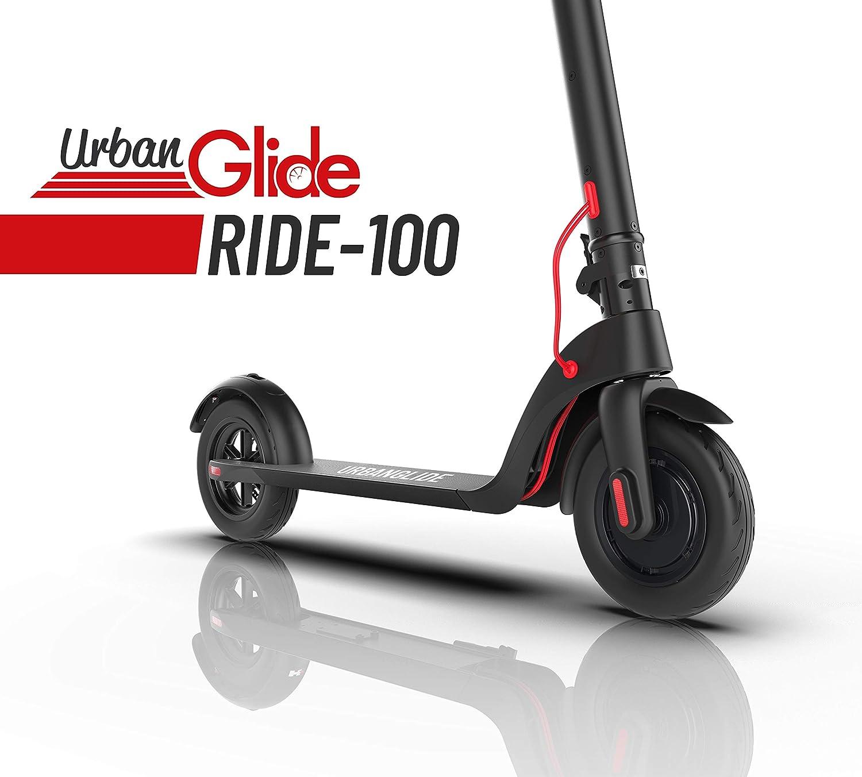UrbanGlide Ride100 Patinete, Adultos Unisex, Negro, Talla ...